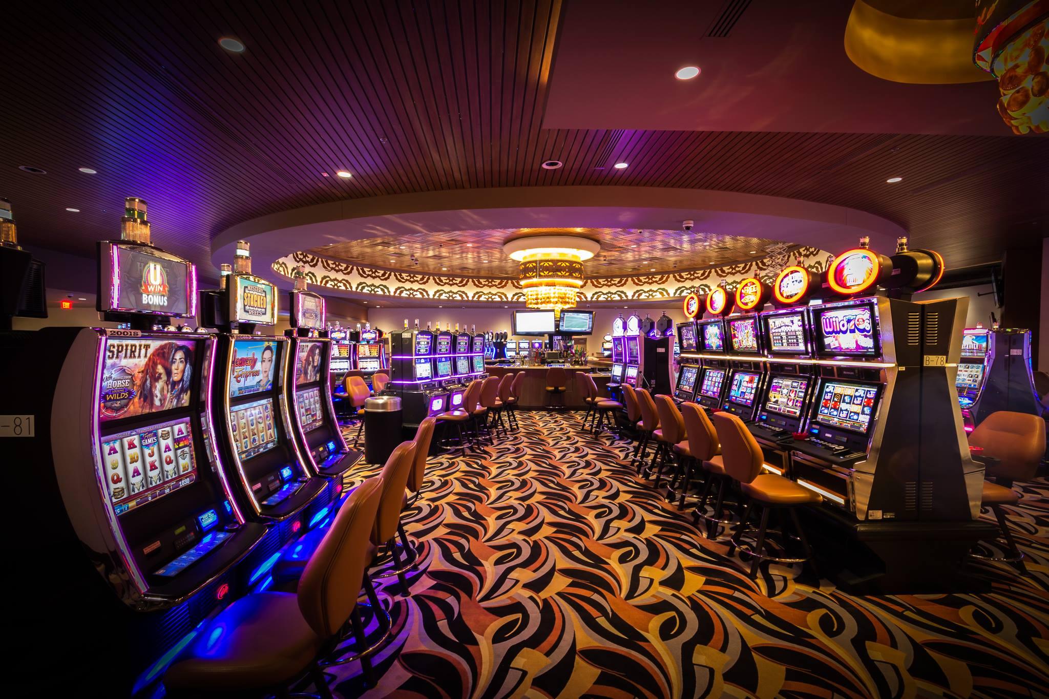 Chinese casino